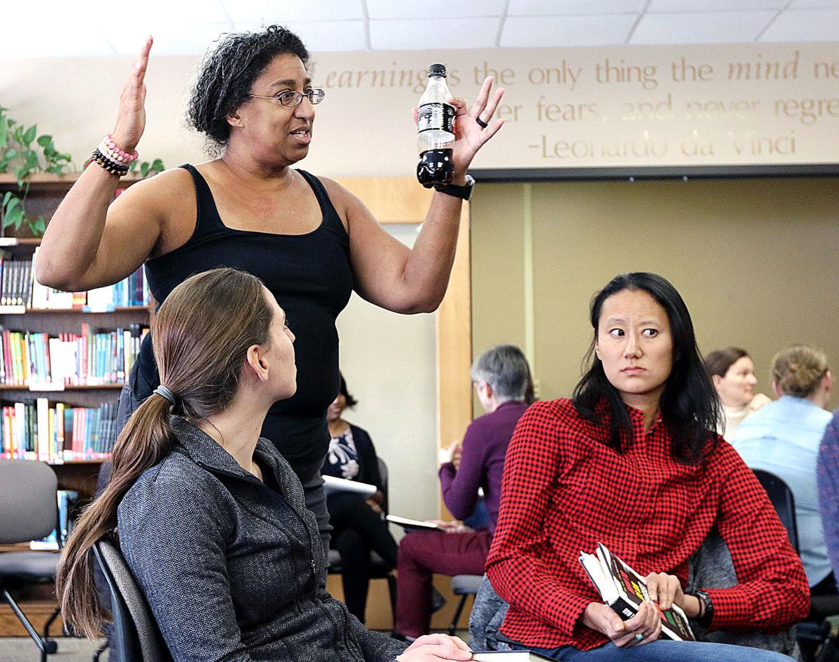 UW-EC group discusses 'How To Be An Antiracist'