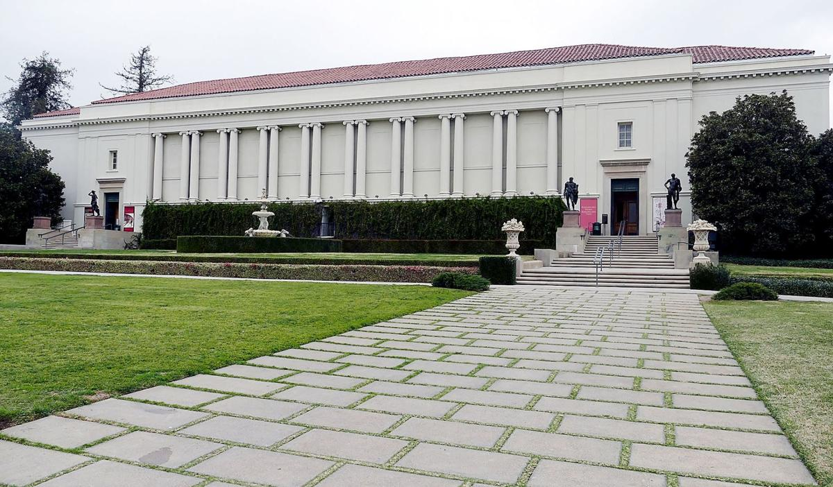 A Southern California Surprise The Huntington Library And Gardens Travel Leadertelegram Com