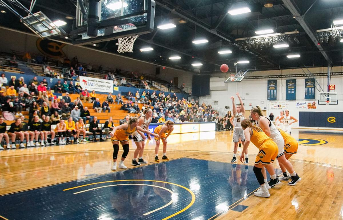 UW-Eau Claire games will be played at McPhee Center this season