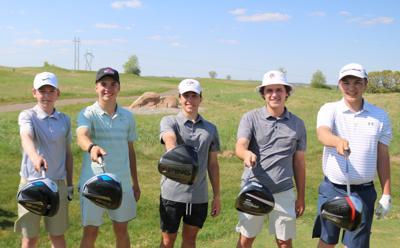 Eau Claire Memorial boys golf