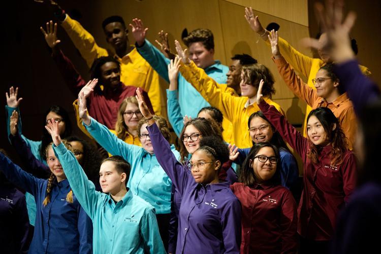 UW-EC Artists Series features youth choir