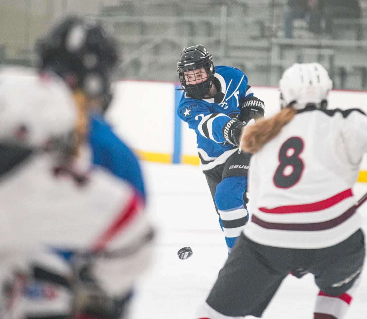 Eau Claire Area Stars vs. Chippewa Falls/Menomonie hockey