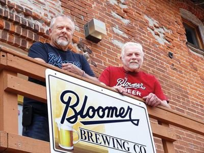 Bloomer brewery tasting success