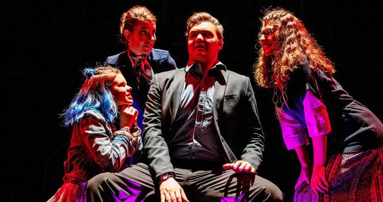 Director, cast revel in rewards of Sondheim musical 'Company'