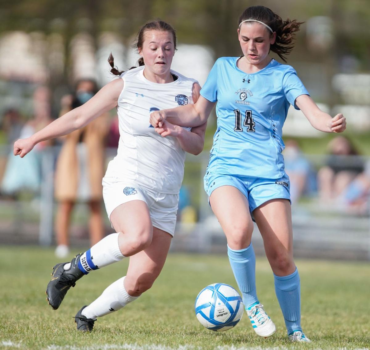 Superior at Eau Claire North girls soccer