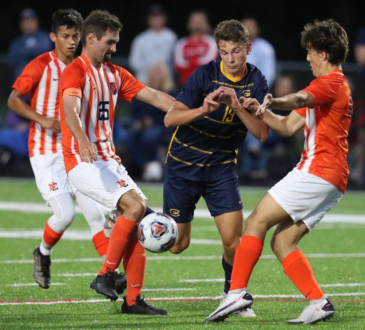 Northland College at UW-Eau Claire men's soccer