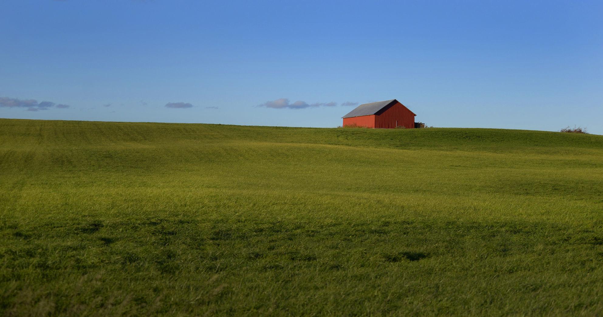 leadertelegram.com - Nate Jackson The Country Today - Study: Farmland under threat