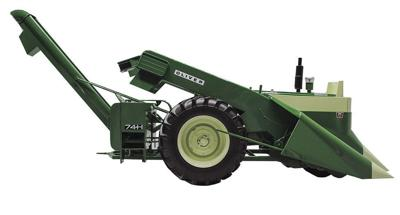 Toy tractor photos released
