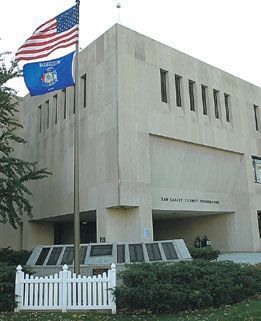 Eau Claire County Courthouse