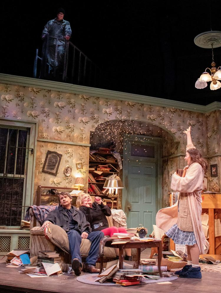 UW-EC program tackles comedy, dark moments in 'House of Blue Leaves'