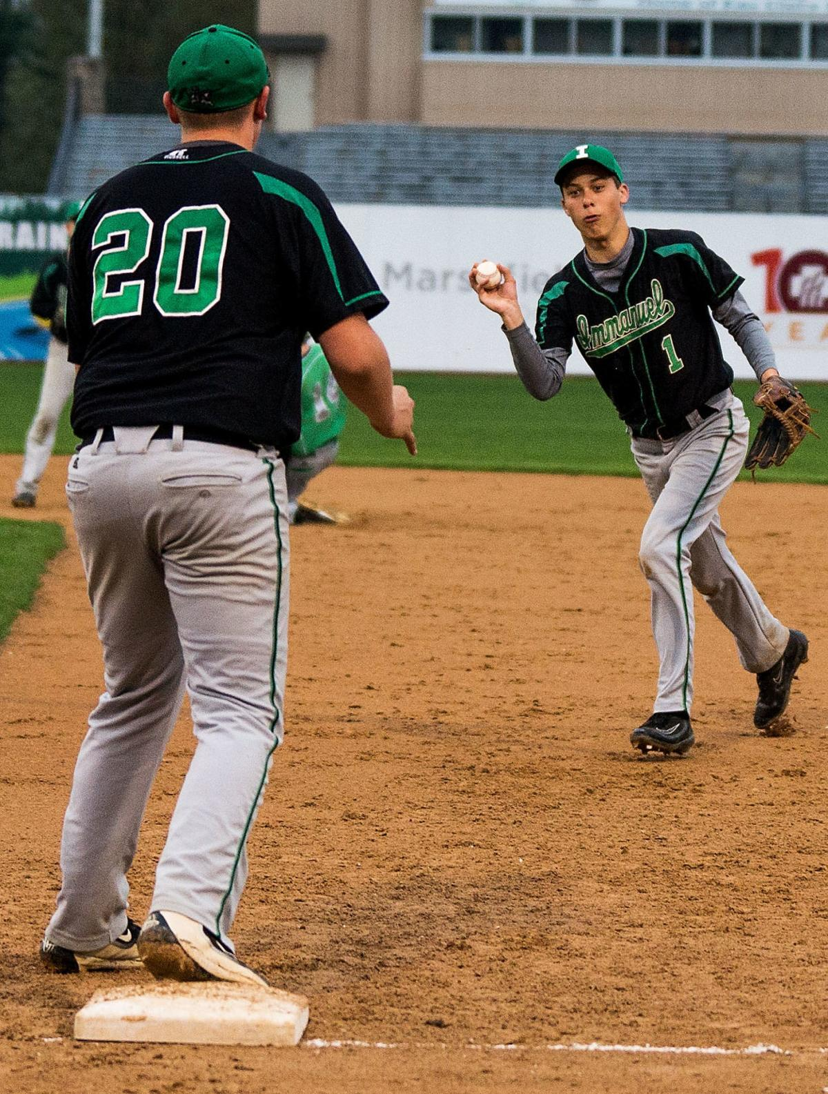 Immanuel Lutheran baseball