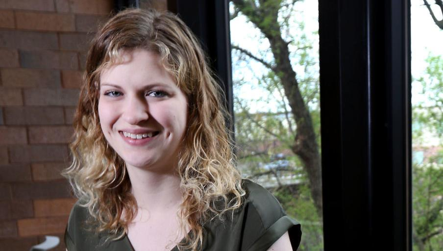 Social worker starts new job in Eau Claire library