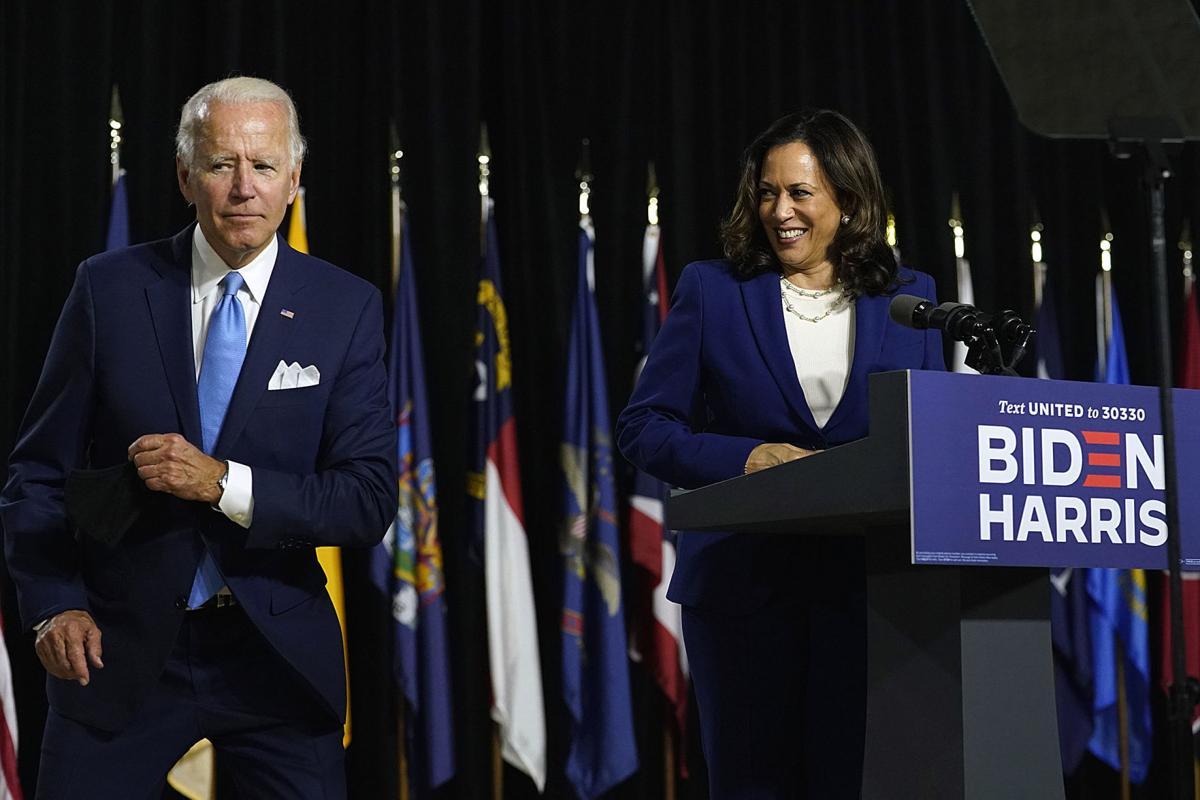 Election 2020 Joe Biden VP