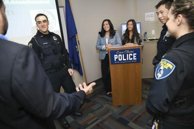 Blugold police vest study