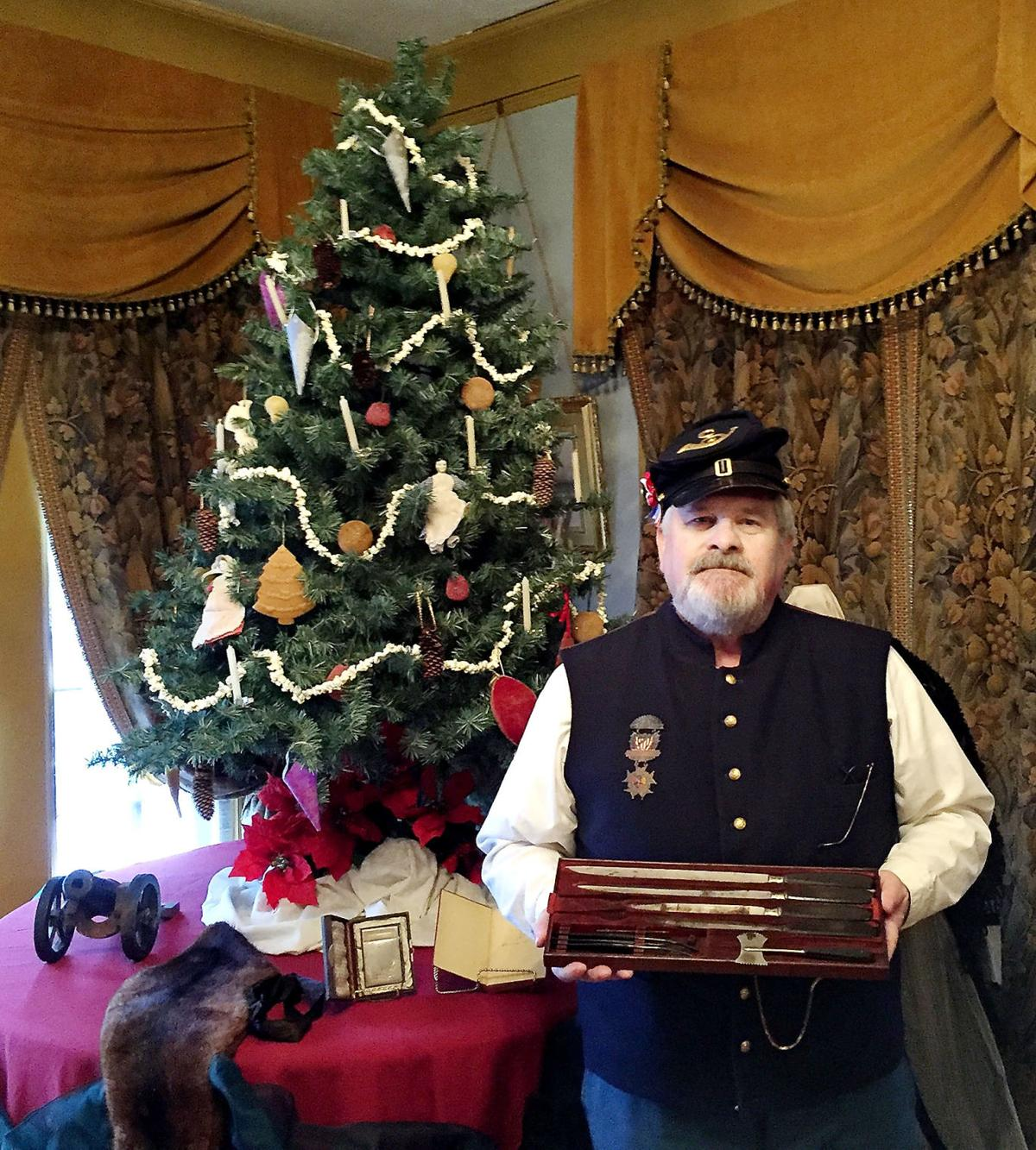 Wilson Place showcases what holidays would have been like during Civil War era