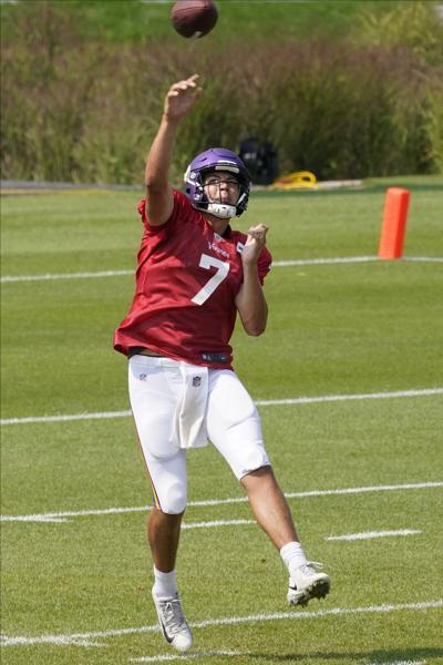 Nate Stanley Vikings