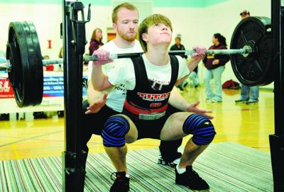 Interest, participation in powerlifting continue to increase