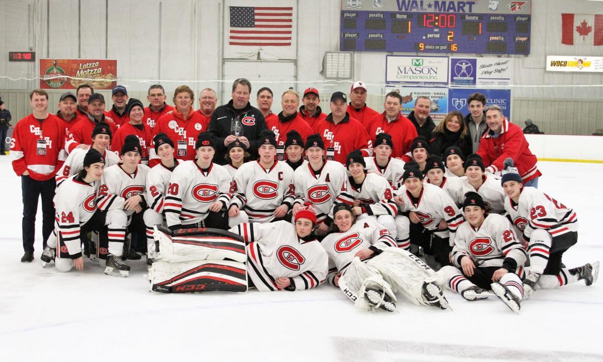 Prep Boys Hockey Chippewa Falls Celebrates 30 Years Of Coaching By