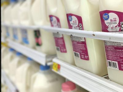 Grocery Milk