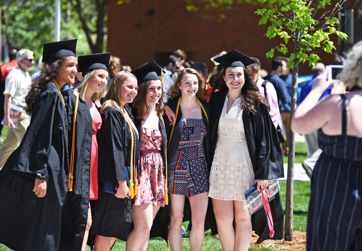 UW-Eau Claire graduation1