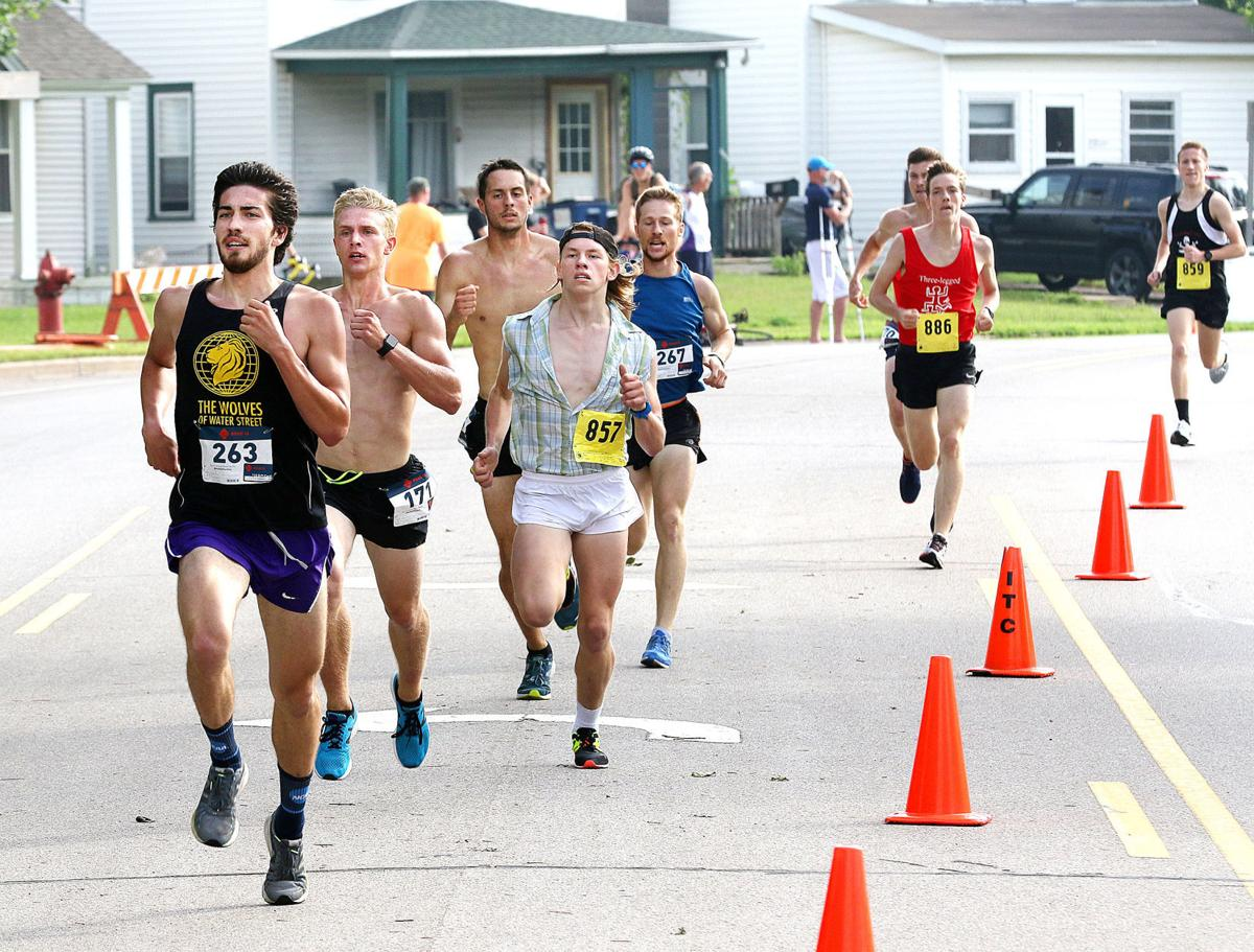 Streak of collegiate All-American winners has chance to continue at Water Street Mile