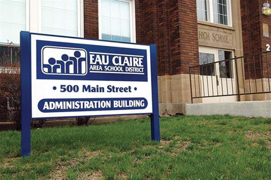 Eau Claire school district Administration Building