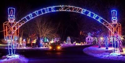 Chippewa Christmas Village (copy)
