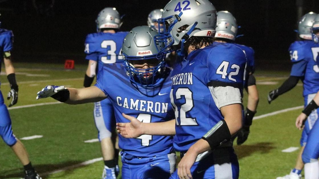 Prep football: Cameron shows culture change with 1st win in years