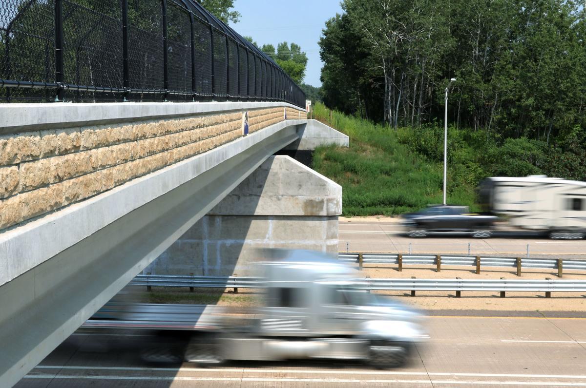 Former railroad bridge in Menomonie redesigned for hikers