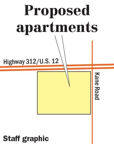 Proposed Apartments 2016