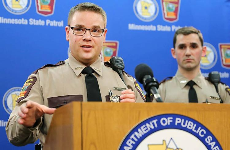 Minn. state trooper, UW-EC grad, lauded for donating masks to doctor