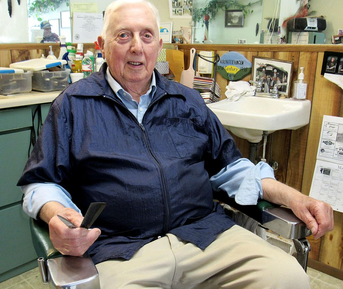 After 65 years, Norm's Barber Shop still enjoys loyal ...