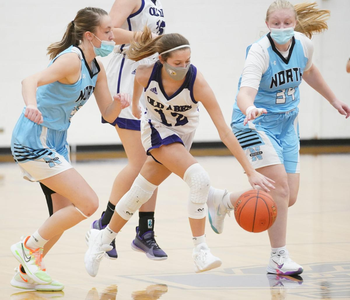 Eau Claire North Memorial girls basketball