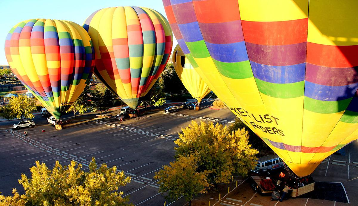 Balloon Adventures Offer a Thrill, Because it is Hard to Beat Air Balloon Rides