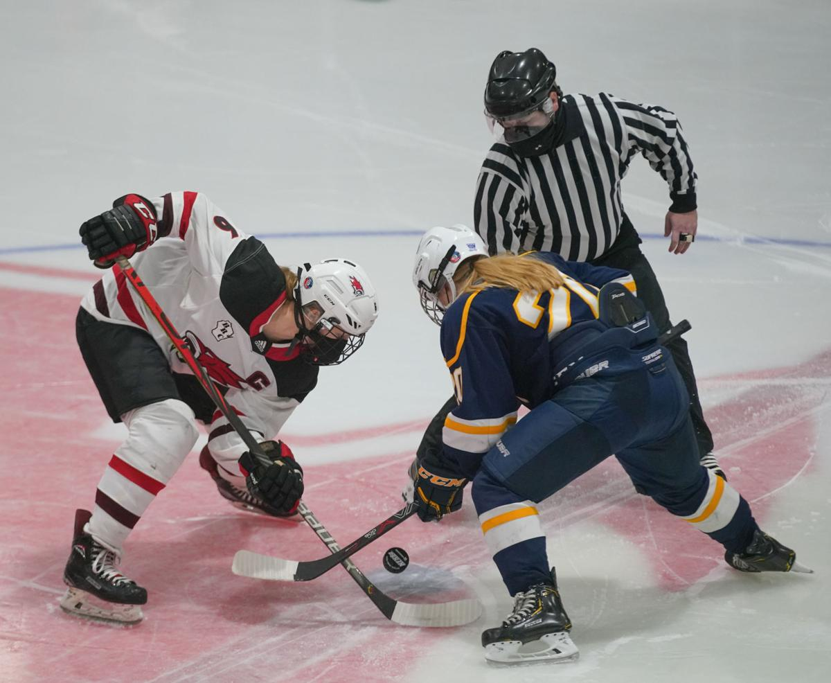 University School vs. Chippewa Falls/Menomonie hockey