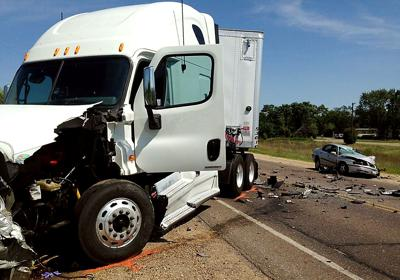 Two hurt, one critically, in Highway 37 crash | Local Briefs