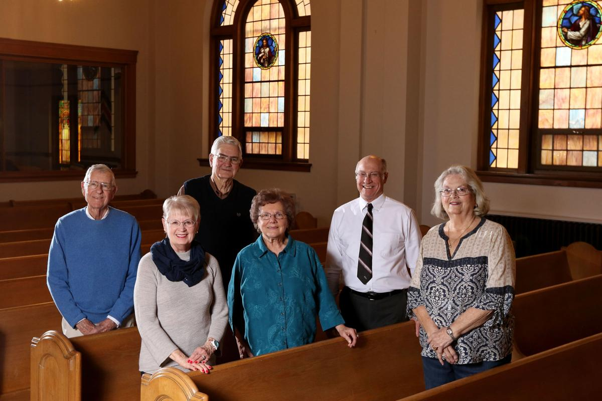 A Time To Leave Shrinking Eau Claire Congregation With Long Proud History Makes The Wrenching Decision Close Its Doors