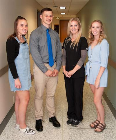 HSHS St. Joseph's scholarship winners