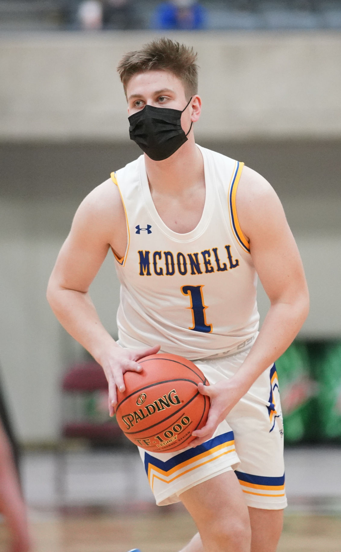 McDonell vs NEW Lutheran boys basketball