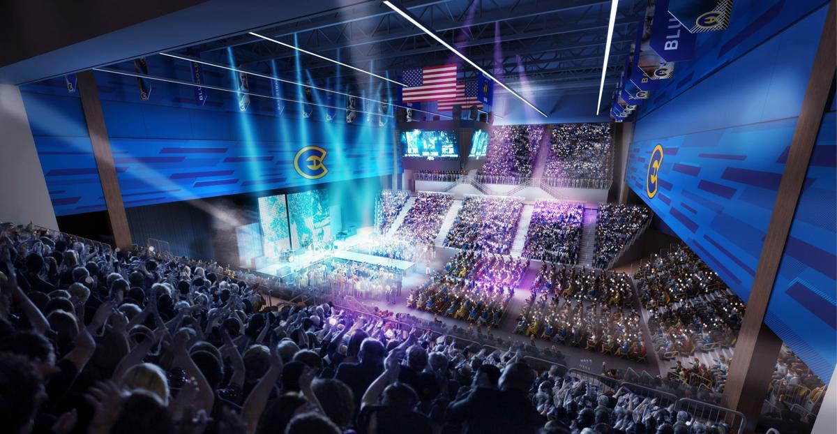 City mulls money for event center