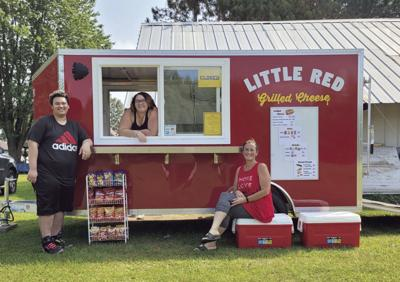 Little Red food truck