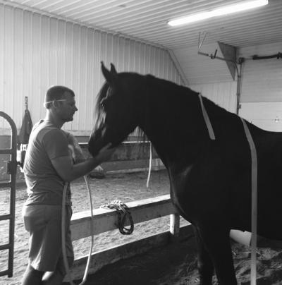 Brandon Drost / Trinity Equestrian Center