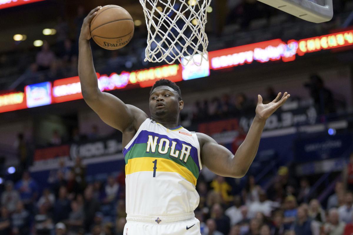 Zion Williamson Lawsuit Basketball
