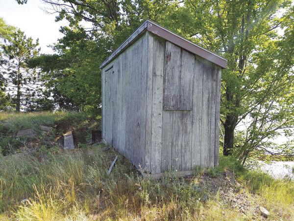 Grindstone Lake Foundation and bog