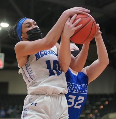 McDonell vs Assumption girls basketball