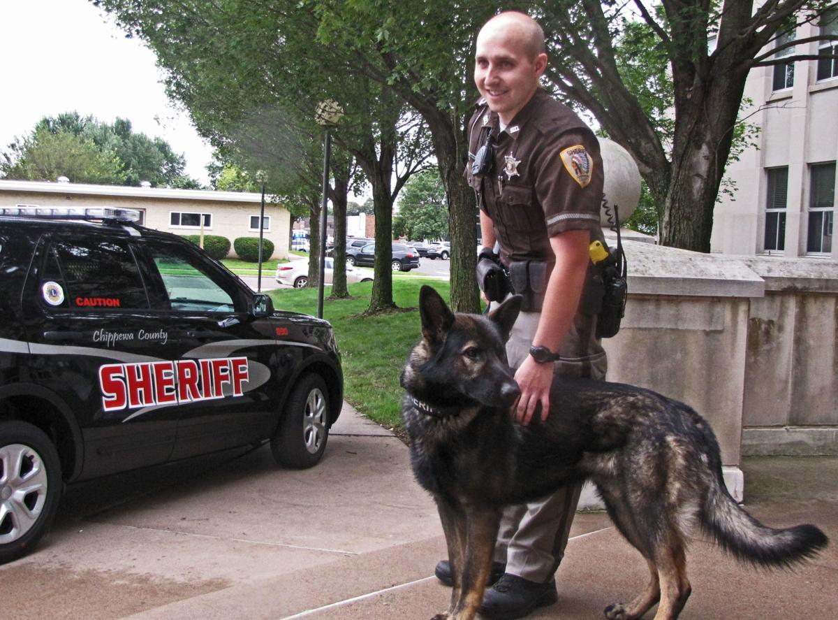 K-9 joins Chippewa County sheriff's office | Front Page