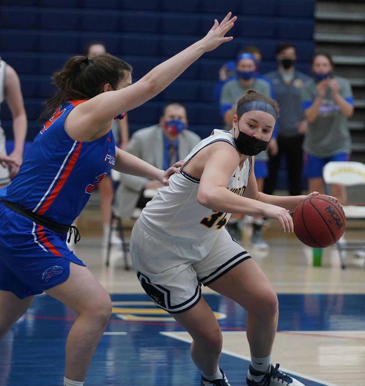 UW-Platteville at UW-Eau Claire women's basketball