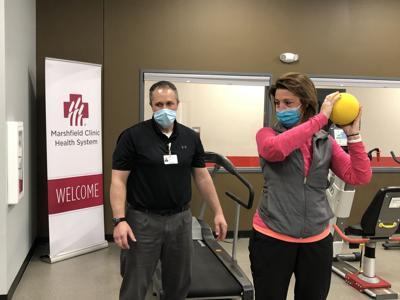 Tom Katz / Marshfield Clinic sports therapy clinic