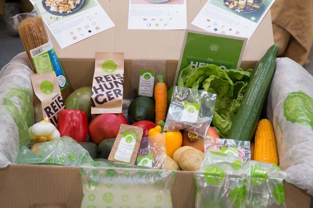 The evolution of meal kits