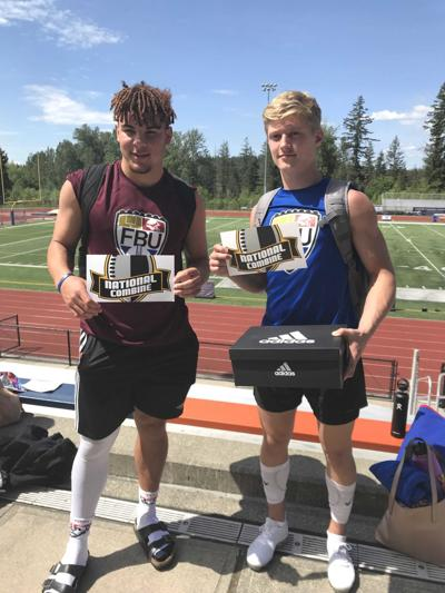National combine invitations: Brown, Sipos